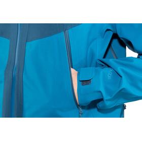 PYUA Gorge-Y 3-Layer Kurtka Mężczyźni niebieski
